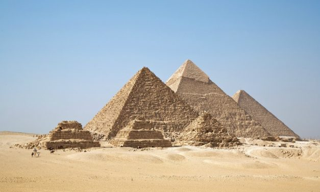Two Astral Visits to the Pyramids of Egypt