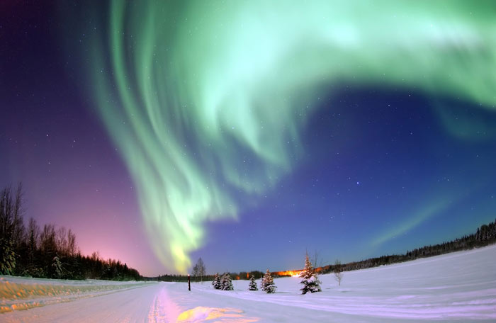 aurora borealis-like astral projection circle protection